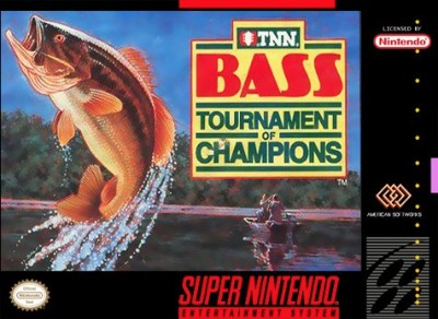 TNN Bass Tournament of Champions Cover Art