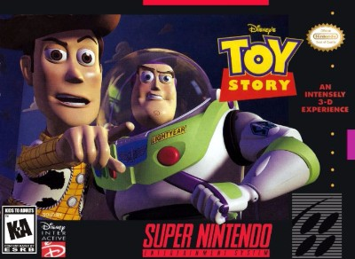 Toy Story Cover Art