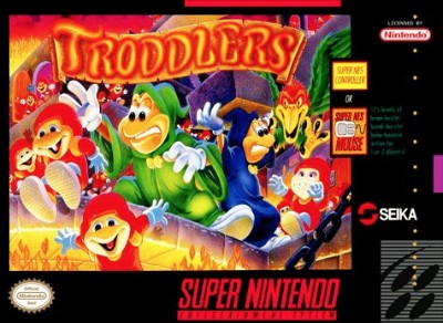 Troddlers Cover Art