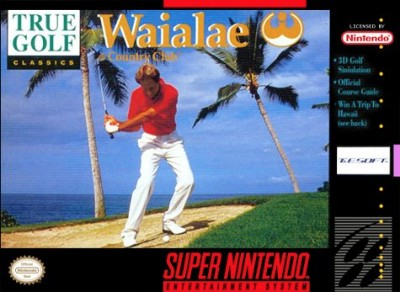 True Golf Classics: Waialae Country Club Cover Art