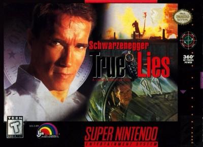 True Lies Cover Art