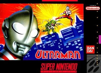 Ultraman Cover Art