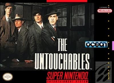 Untouchables Cover Art