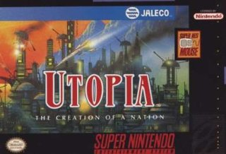 Utopia: The Creation of a Nation Cover Art