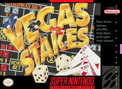 Vegas Stakes Cover Art