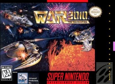 War 3010: The Revolution Cover Art