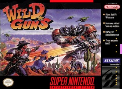 Wild Guns Cover Art