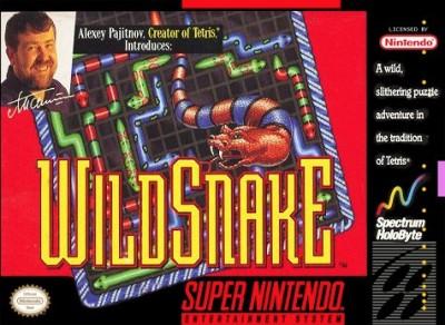 WildSnake Cover Art