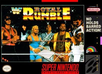 WWF Royal Rumble Cover Art