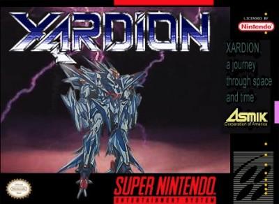 Xardion Cover Art
