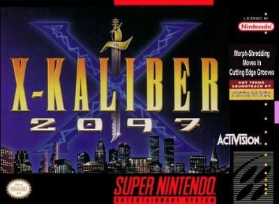 X-Kaliber 2097 Cover Art