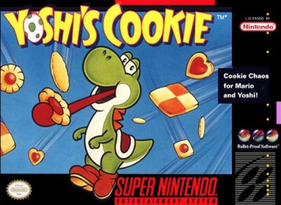 Yoshi's Cookie Cover Art