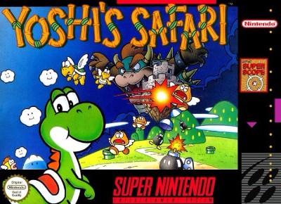Yoshi's Safari Cover Art