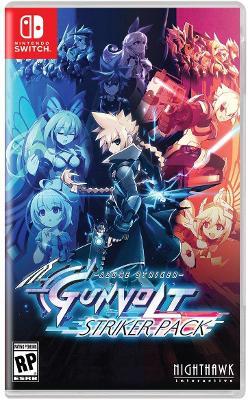 Azure Striker Gunvolt: Striker Pack Cover Art