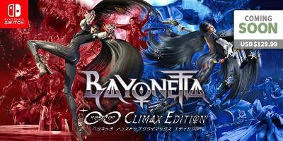 Bayonetta [Non Stop Climax Edition] Cover Art