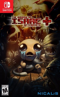 Binding of Isaac: Afterbirth+, The Cover Art