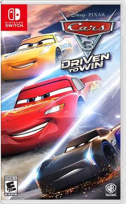 Cars 3: Driven to Win Cover Art