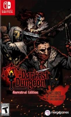 Darkest Dungeon: Ancestral Edition Cover Art