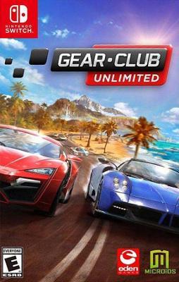 Gear.Club Unlimited Cover Art
