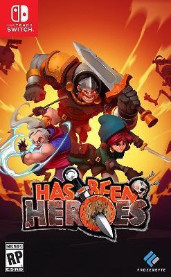 Has Been Heroes Cover Art