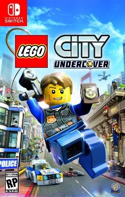 LEGO City Undercover Cover Art
