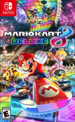 box cover art for Mario Kart 8 Deluxe