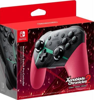 Nintendo Switch Pro Controller [Xenoblade Chronicles 2