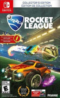 24451c4afd1 Rocket League [Collector's Edition] Value / Price | Nintendo Switch
