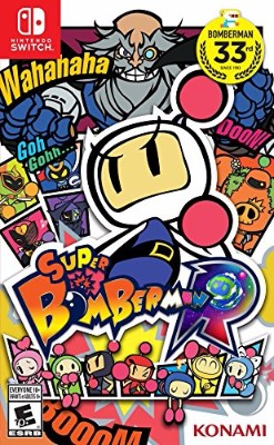 Super Bomberman R Value / Price | Nintendo Switch