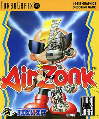 Air Zonk Cover Art