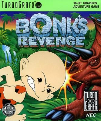 Bonk's Revenge Cover Art