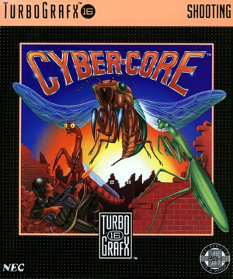 Cyber Core Cover Art