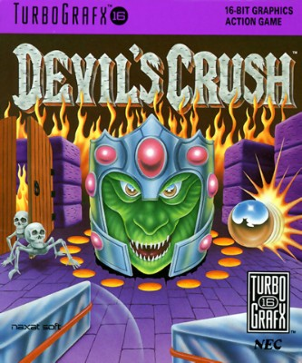 Devil's Crush Cover Art