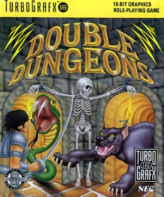 Double Dungeons Cover Art