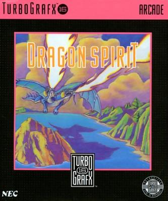 Dragon Spirit Cover Art