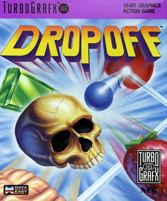 Drop Off Cover Art