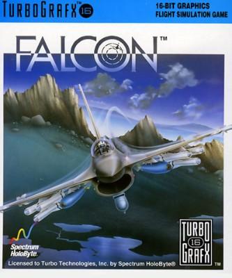 Falcon Cover Art