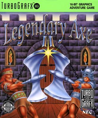 Legendary Axe II Cover Art
