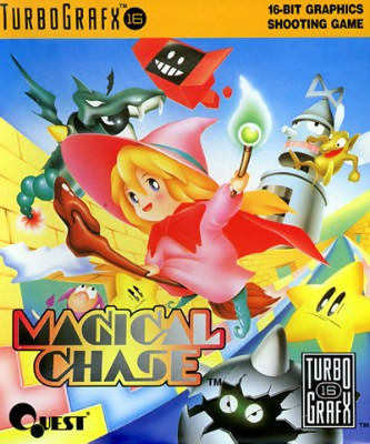Magical Chase Cover Art