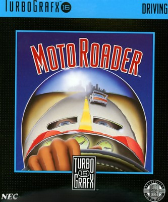Moto Roader Cover Art