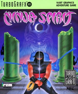 Ninja Spirit Cover Art