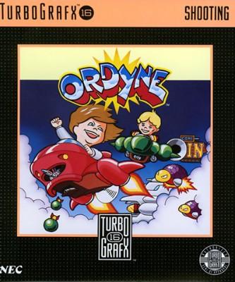 Ordyne Cover Art
