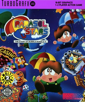 Parasol Stars Cover Art