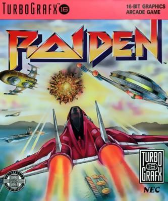 Raiden Cover Art