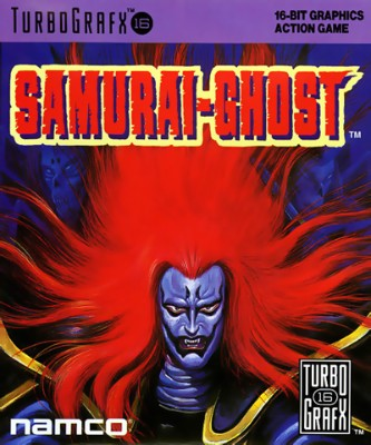 Samurai Ghost Cover Art