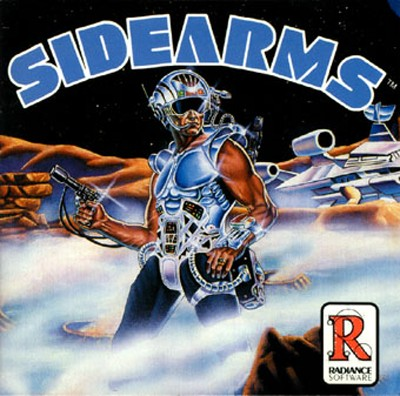 Side Arms Cover Art