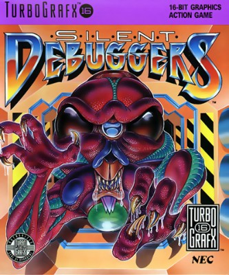 Silent Debuggers Cover Art