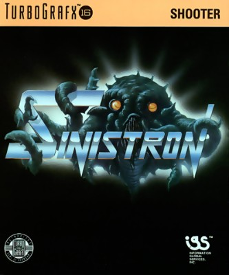 Sinistron Cover Art
