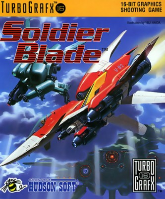 Soldier Blade Cover Art