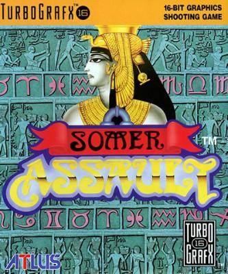 Somer Assault Cover Art